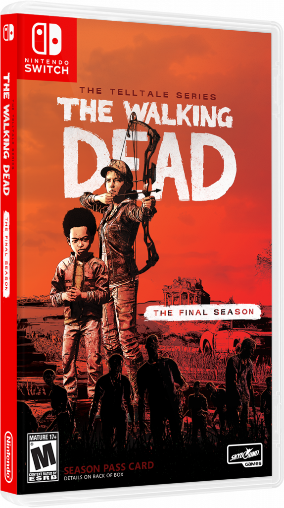 The Walking Dead: The Final Season - Switch box