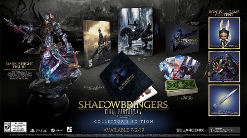 Pre-Orders Open Today For Final Fantasy XIV: Shadowbringers
