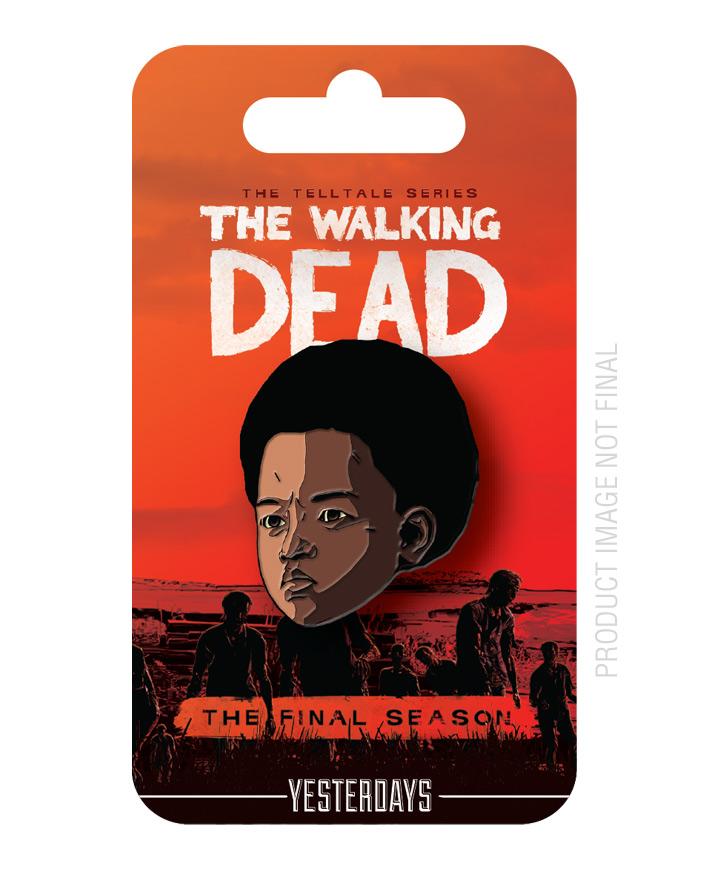 The Walking Dead: The Final Season - AJ pin