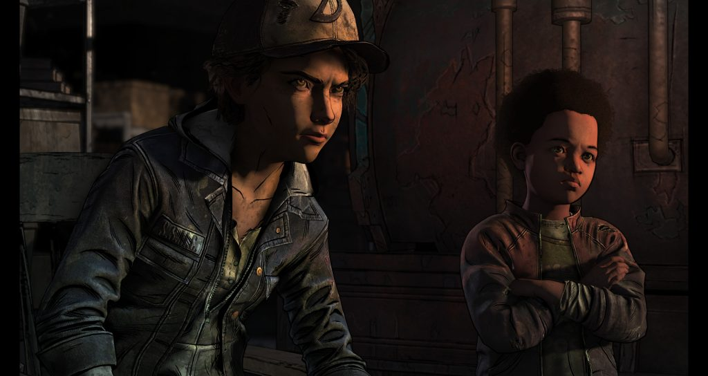 The Walking Dead: The Final Season - Clementine and AJ