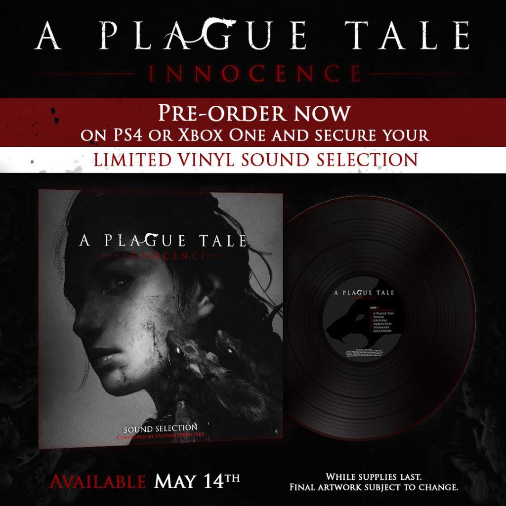 A Plague Tale: Innocence - incentive