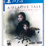 A Plague Tale: Innocence - PS4 box art