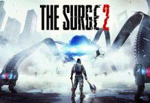 The Surge 2 - key Art