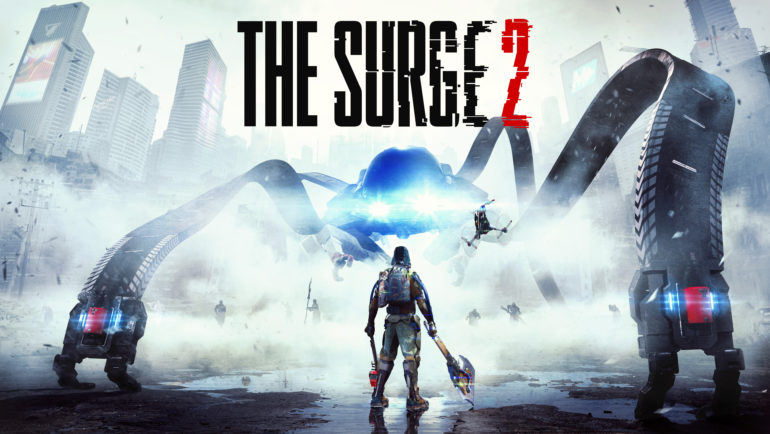 The Surge 2 - key Art