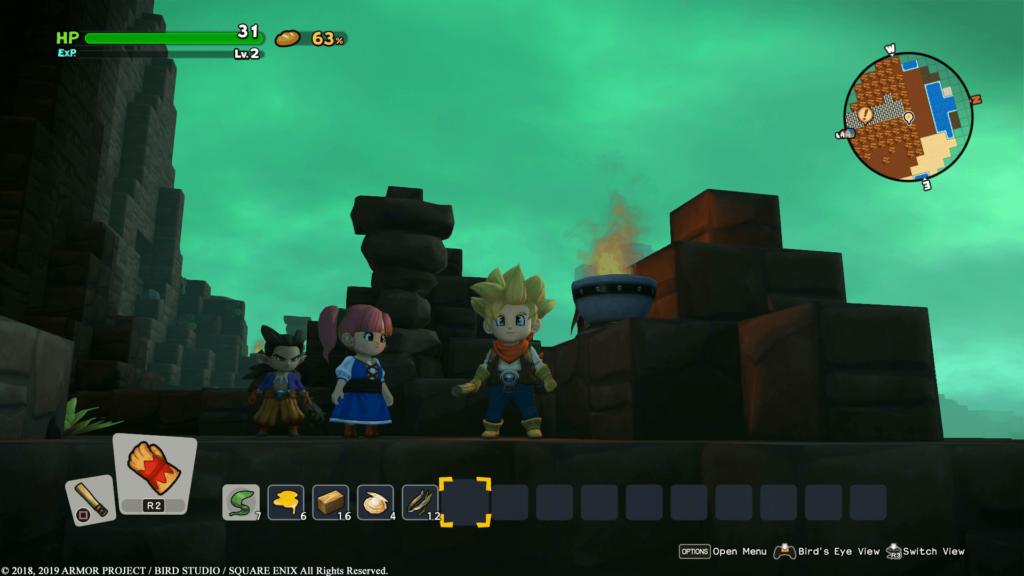 Dragon Quest Builders 2 - IoA