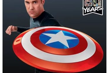 Marvel Legends Classic Cap Shield Promo