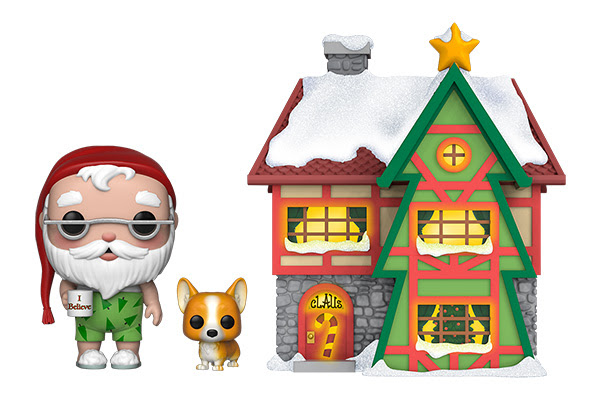 Christmas Town 2019.Funko Gets Into The Christmas Spirit With Pop Town Holiday Sets