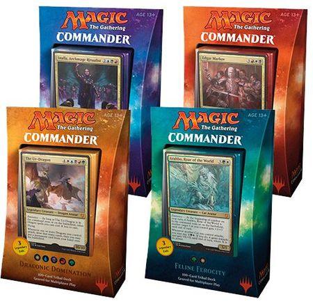 commander 2017