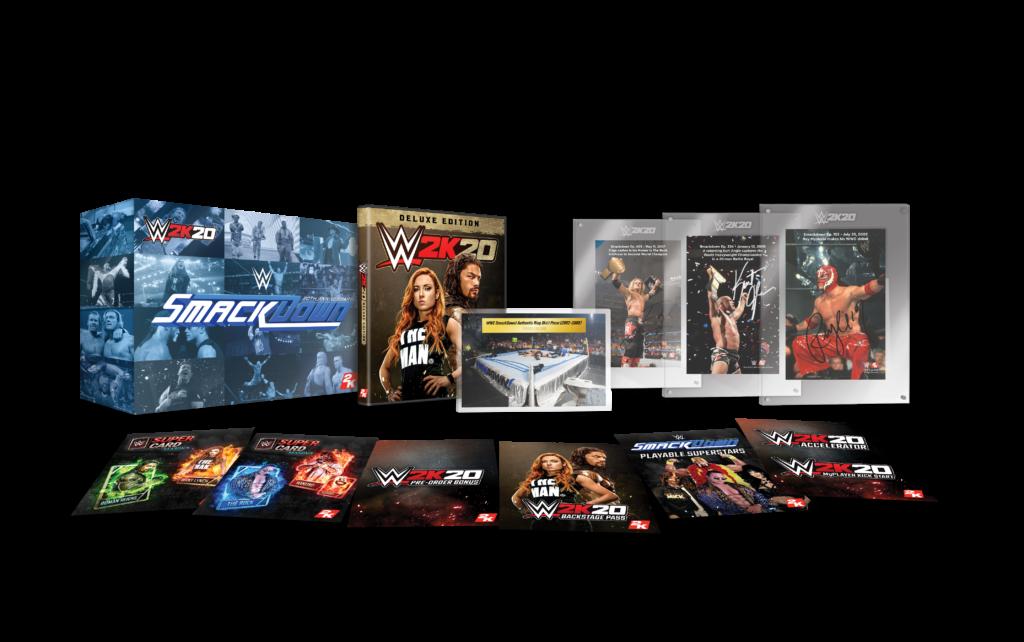 WWE2K20 CE AGN Beauty Shot
