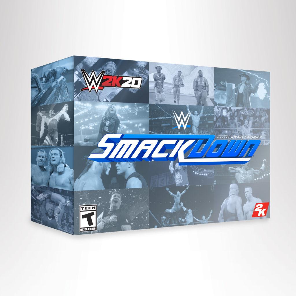 2KSMKT WWE2K20 CE 3D AG FOB