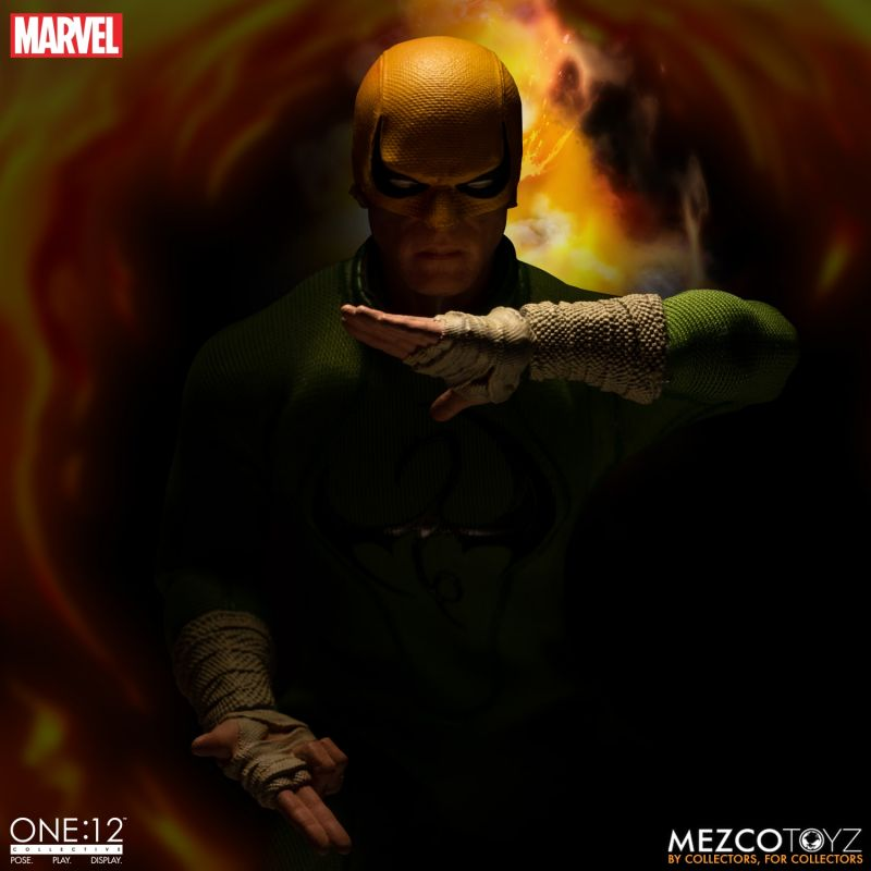 Mezco One12 Iron Fist 1