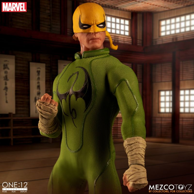 Mezco One12 Iron Fist 2