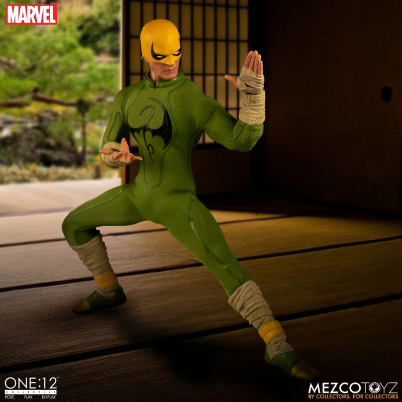 Mezco One12 Iron Fist 5