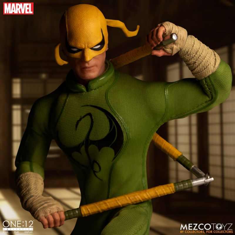 Mezco One12 Iron Fist 9