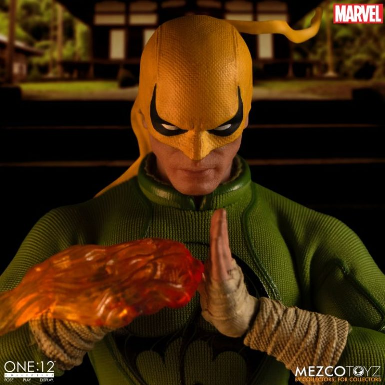 Mezco One12 Iron Fist 14