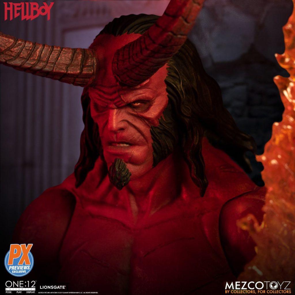 Mezco One12 Hellboy 2019 7