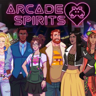 Arcade Spirits - logo