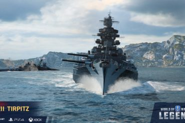 World of Warships: Legends - August