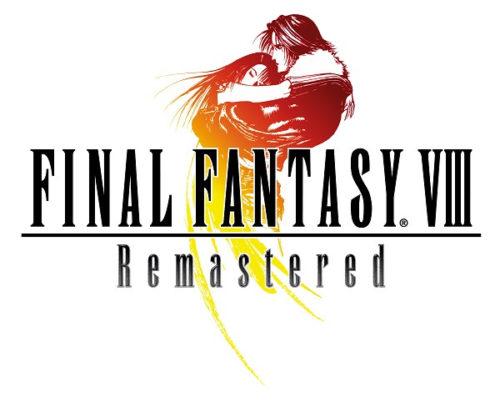 FF8 Remaster Art