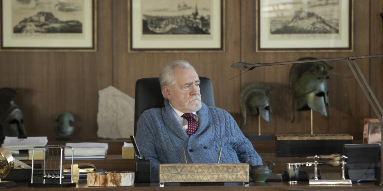 Logan Roy (Brian Cox)