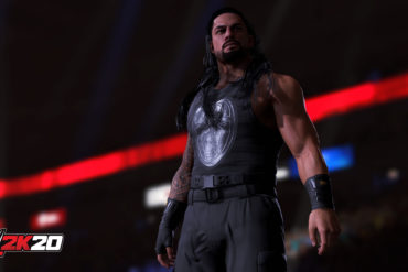 WWE2K20 Towers Roman Reigns