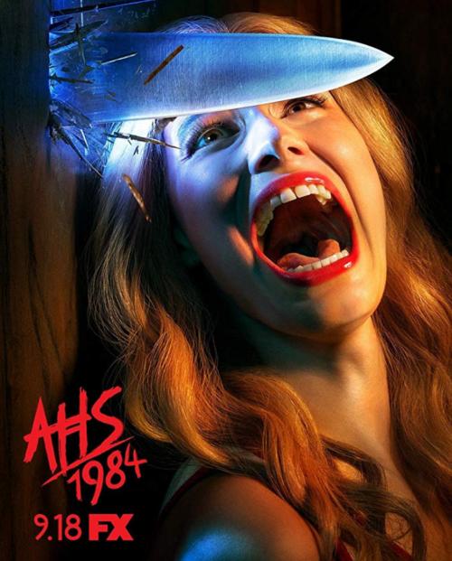 AHS 1984 FX Poster