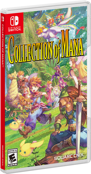 collection of mana physical edition box art