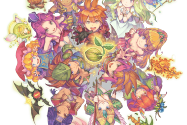 Collection of Mana Characters