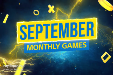 PSPlus September 2019 Titles