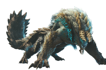 Monster Hunter World: Iceborne - Zingore