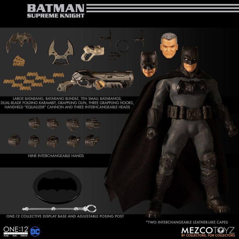 One12 Batman Supreme Knight 14