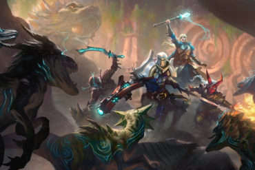 Project Witchstone - Wilderness Battle