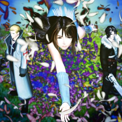 Final Fantasy VIII Remastered - art
