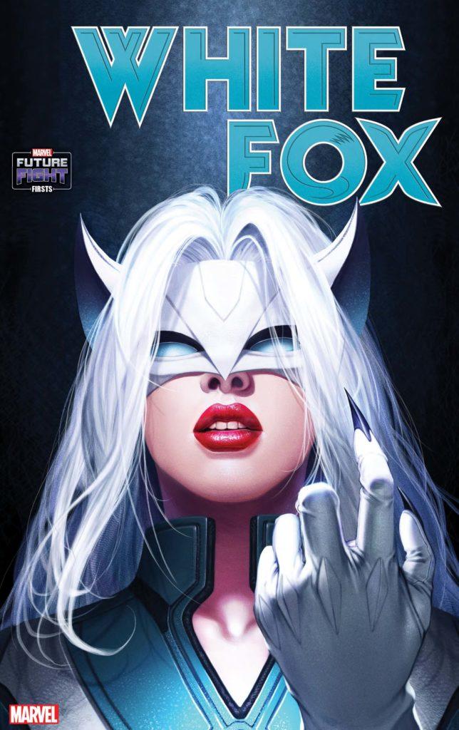 FFFWHITEFOX COVER