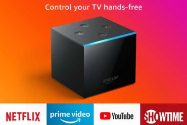 Fire TV Cube 2019 Update