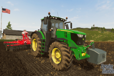 Farming Simulator 20 - tractor