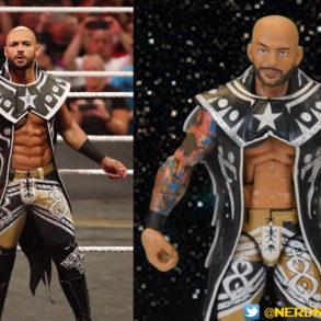 WWE Elite Ricochet