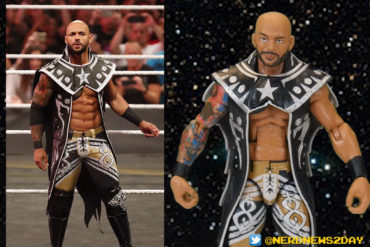 WWE Elite Ricochet