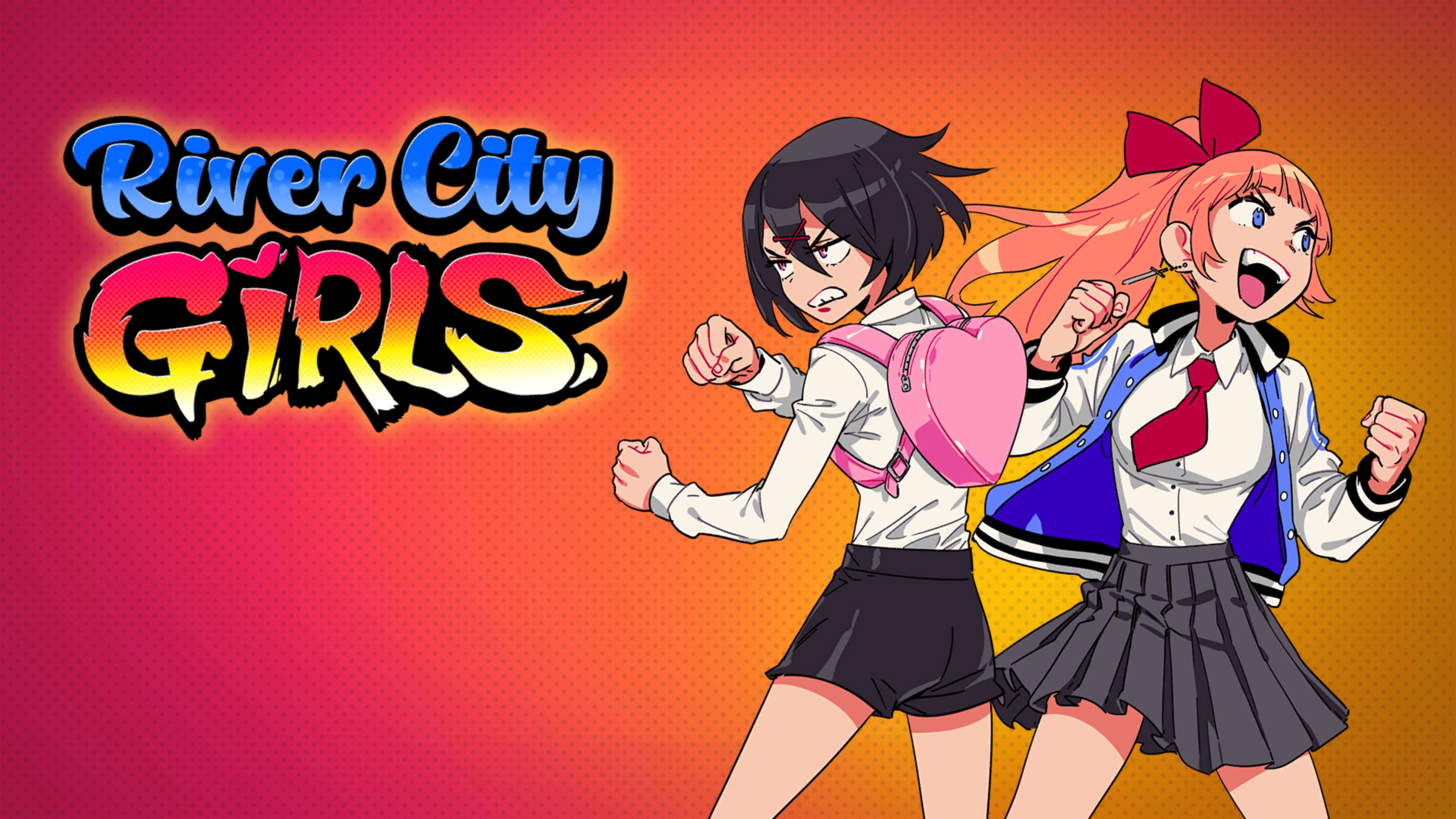 River City Girls - cover