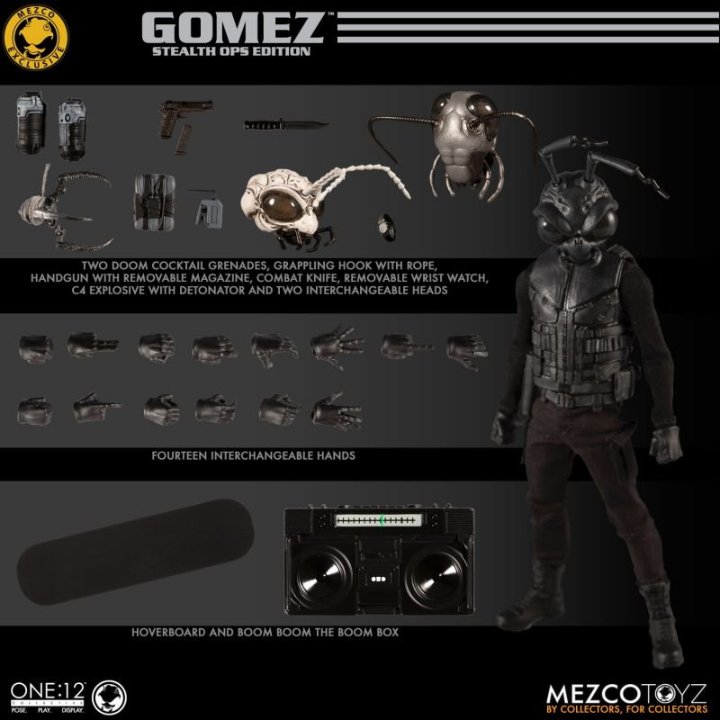 One12 Gomez Stealth Ops 15