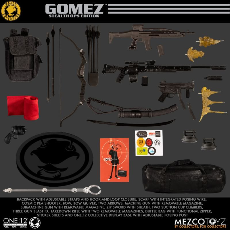 One12 Gomez Stealth Ops 16