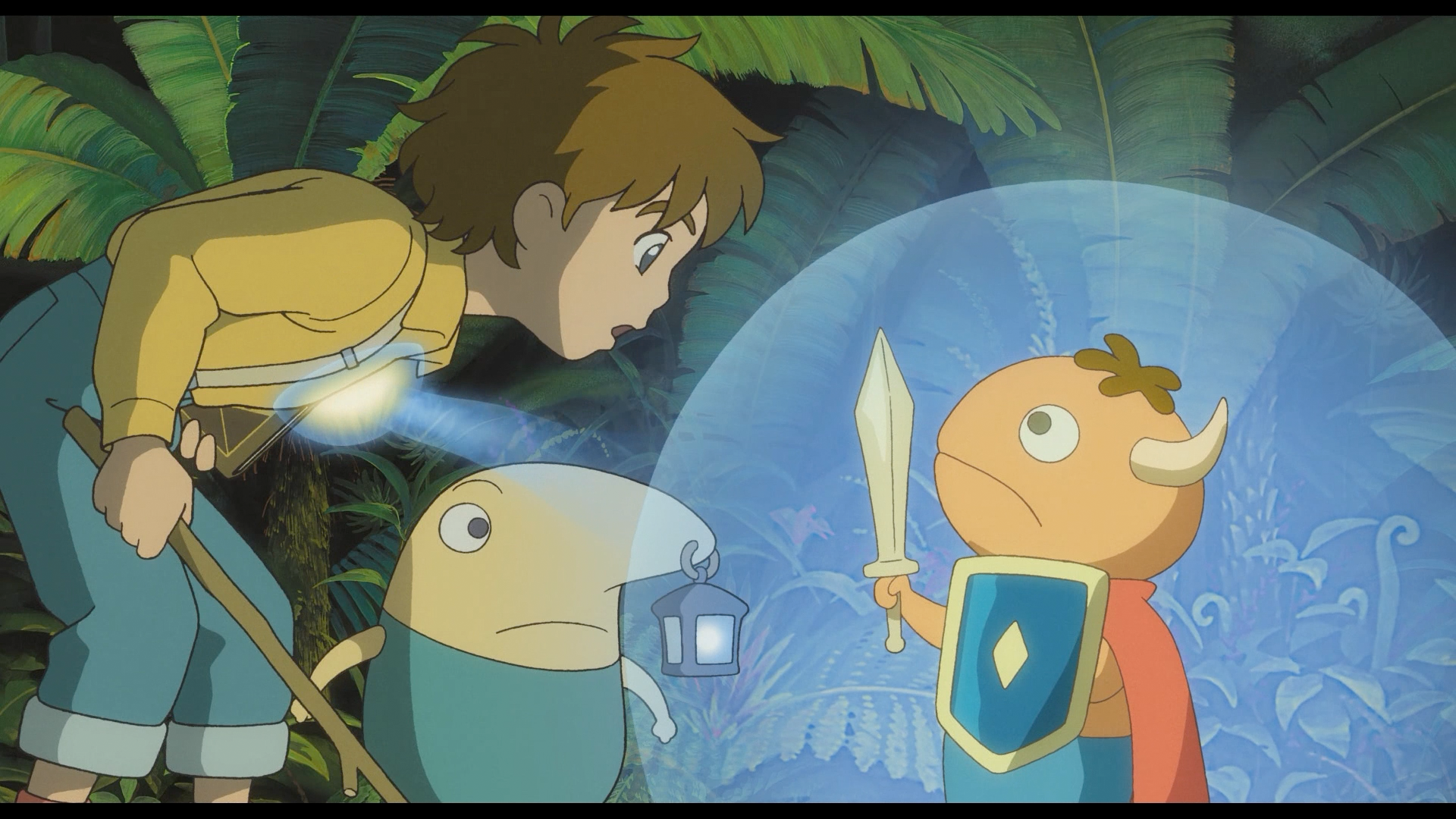 Ni no Kuni: Wrath of the White Witch - wonder