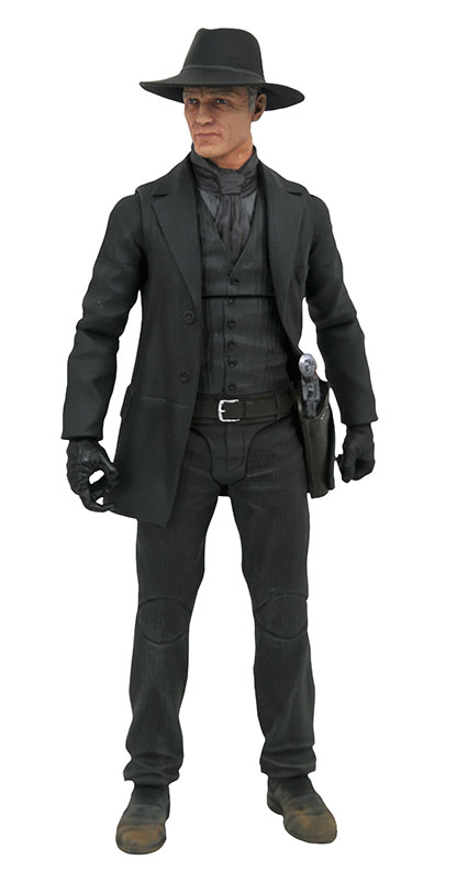 Diamond Select Westworld Man in Black