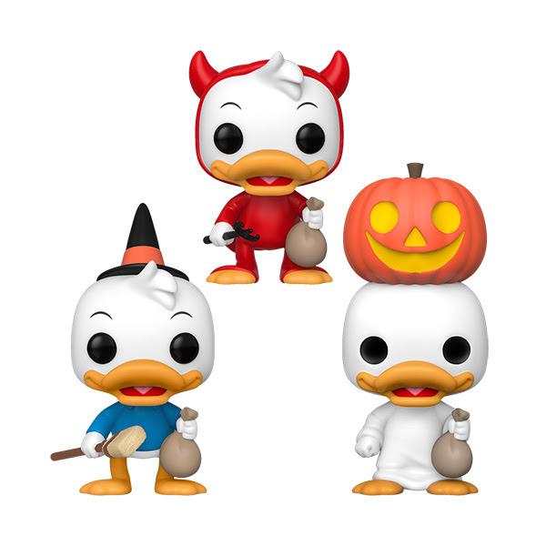 Ducktale Halloween 2019 Pop