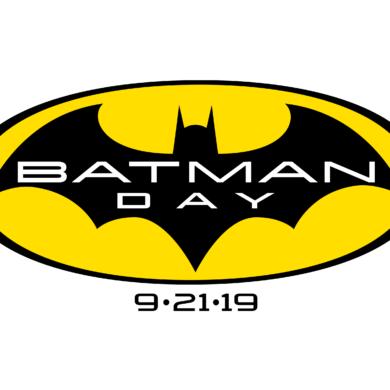 BATMAN DAY logo 2019