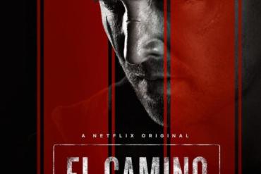 El Camino Breaking Bad Poster