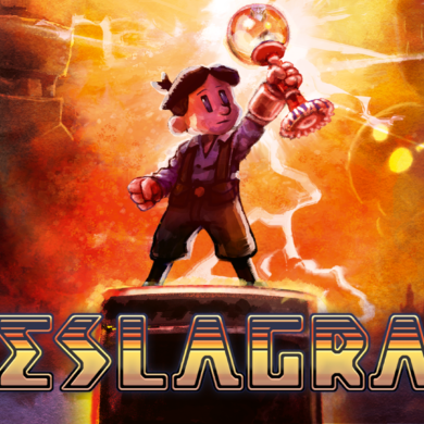 Teslagrad - cover