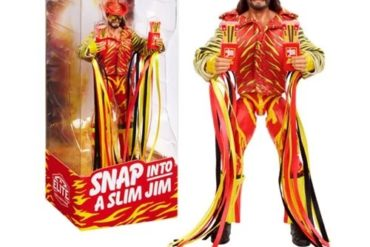 Macho Man Slim Jim EE
