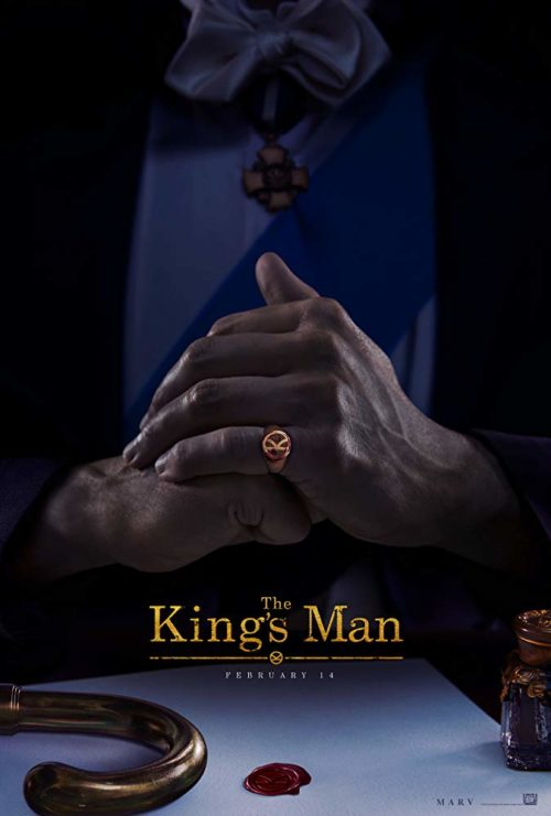 The Kings Man Poster 2