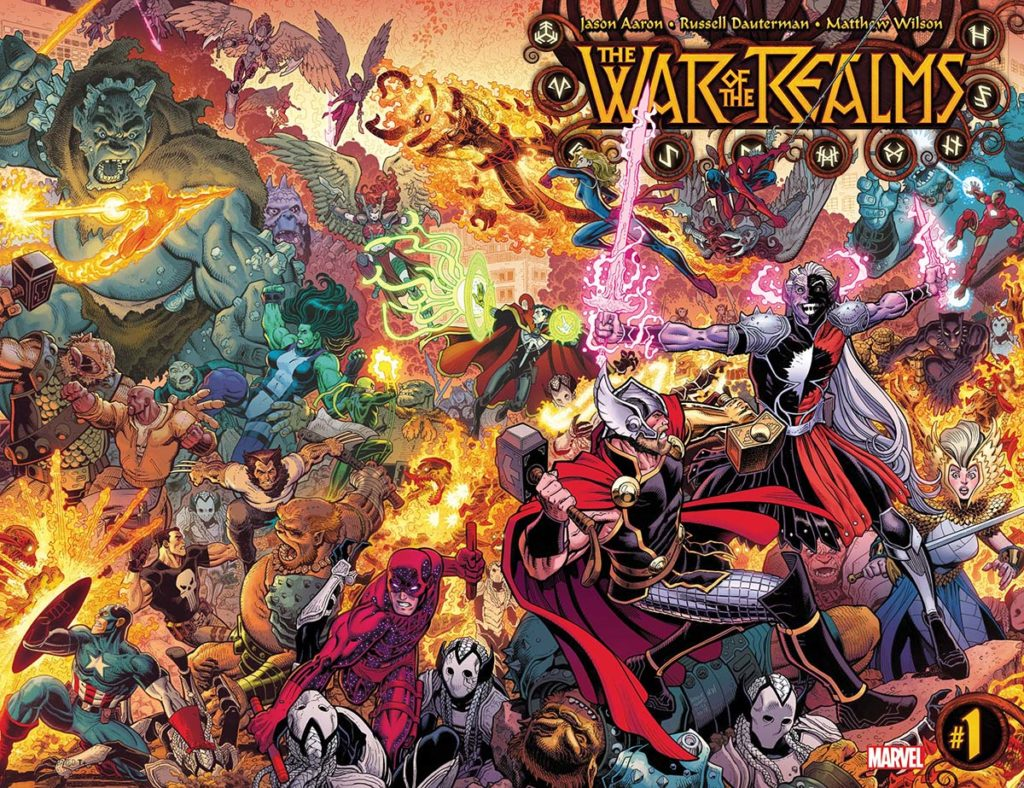 War of the Realms 2019 1